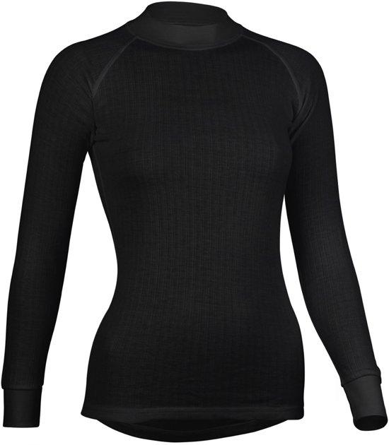 Avento Thermo - Sportshirt - Dames - L - Zwart
