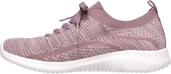 on Sneakers Skechers Paarse Ultra Slip Flex tsdBQrChx