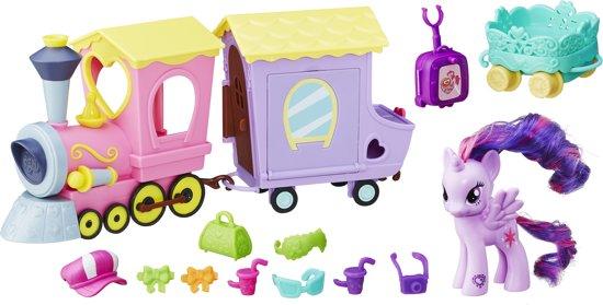My Little Pony Friendship Express Trein - Speelset