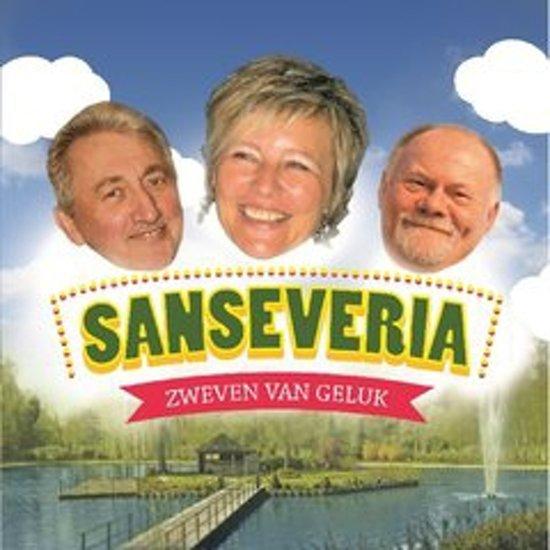 SANSEVERIA - Zweven van geluk