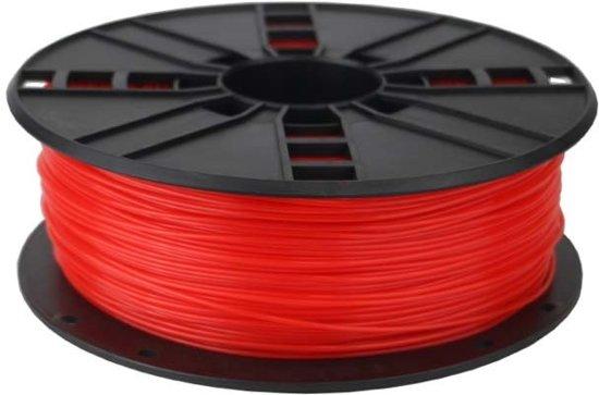 Gembird3 3DP-PLA1.75-02-R - Filament (600 g) PLA, 1.75 mm, rood