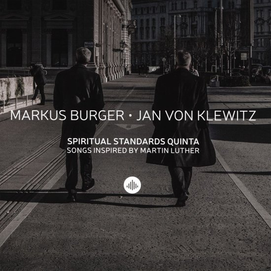 Spiritual Standards - Songs Inspired By Martin Lut