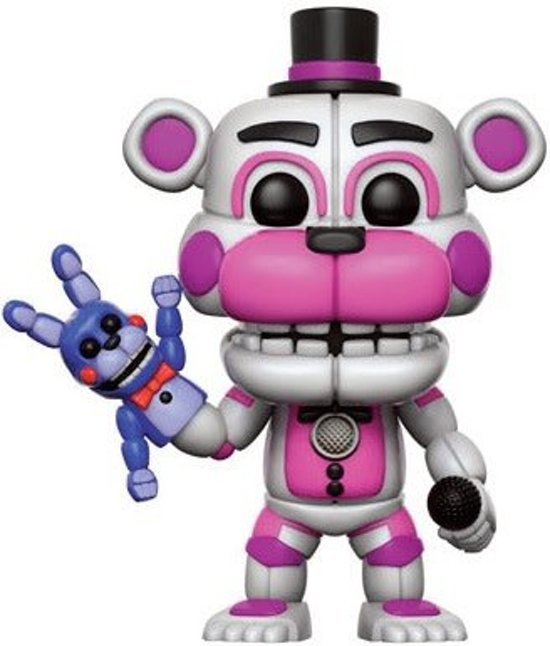 Funko Pop! Games: Sister Location FT Freddy w/ CHASE