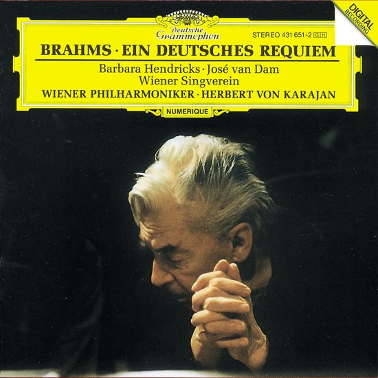 Eind Deutsches Requiem