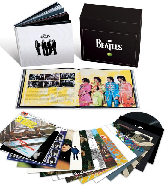 Vinyl Boxset (Limited Box, 16LP+Boek)