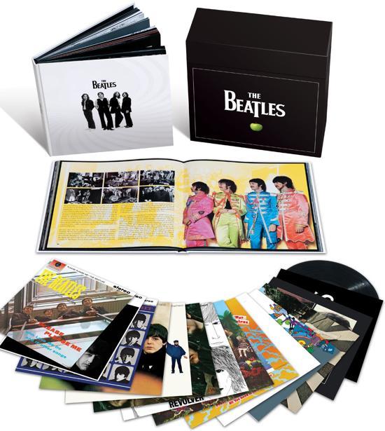 Vinyl Boxset (Limited Box, 16LP+Boek)