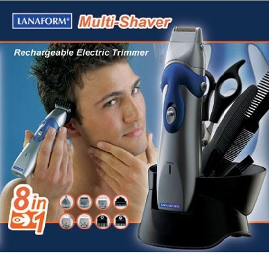 Lanaform Tondeuse Set Multi Shaver