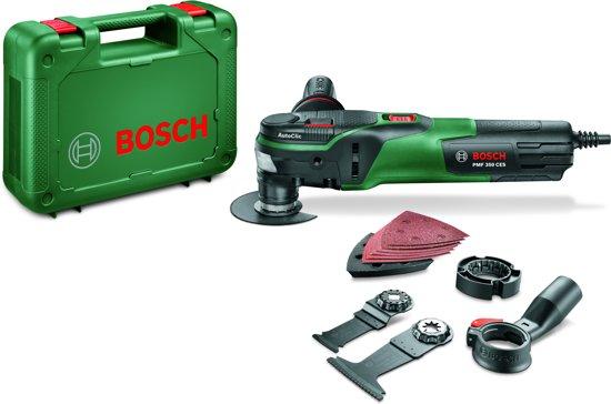 bosch pmf 350 ces multitool oscillerend 350 watt inclusief 8 accessoires en kunst. Black Bedroom Furniture Sets. Home Design Ideas