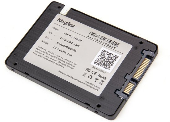 SSD Kingfast TLC F6 PRO 240GB ( 500MB/s Read 450MB/s )