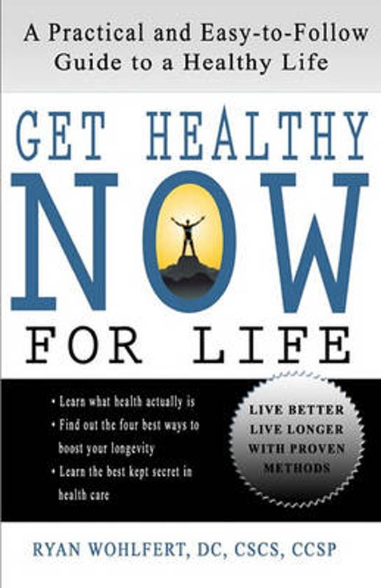 Get Healthy Now for Life