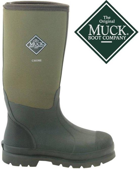 41 Chore Muck Maat Boot Groen nwavRfS1q8