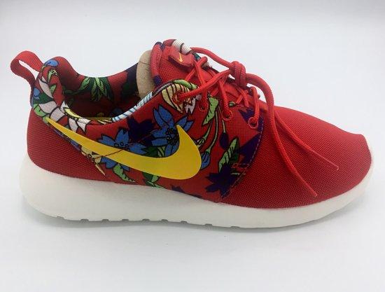 Roshe One Dames Nike Nike Print Roshe 6xSzaS