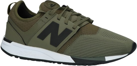 new balance groen heren