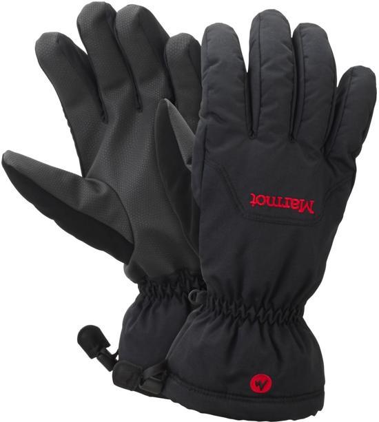 Marmot Gloves - Wintersporthandschoenen - Unisex - Maat S - Zwart
