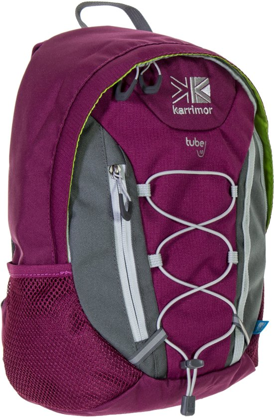 3c4a59981c3 bol.com | Karrimor Backpack - Unisex - paars/ grijs