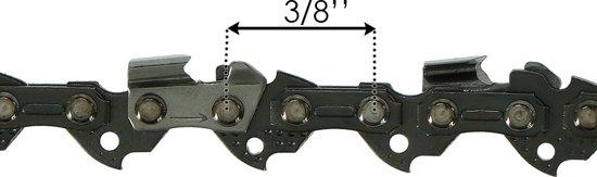 Kibani ketting 16 inch / 40 cm