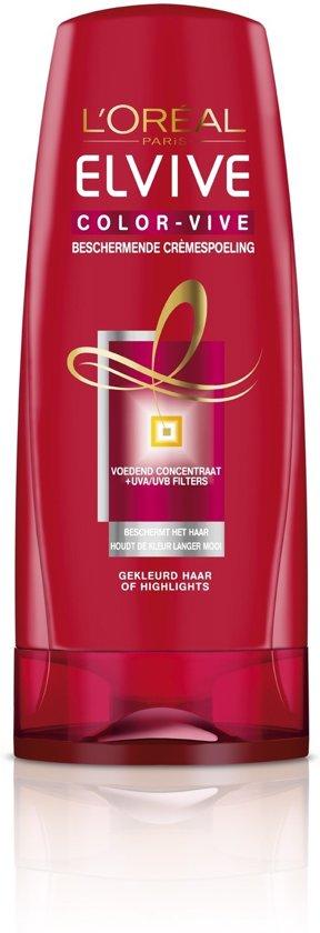 L'Oréal Paris Elvive Color Vive - 50 ml - Crèmespoeling - reisverpakking