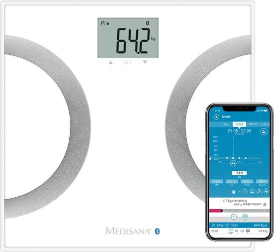 Medisana BS 445 Bluetooth - Personenweegschaal