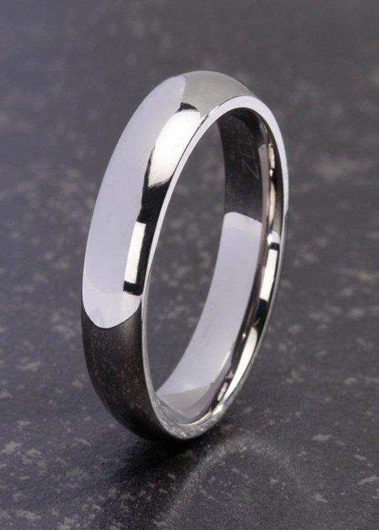 ZELZI Titanium ring: Erianthe 24 millimeter