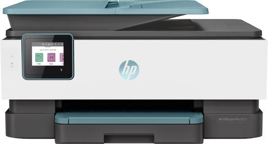 HP OfficeJet Pro 8025 Blauw