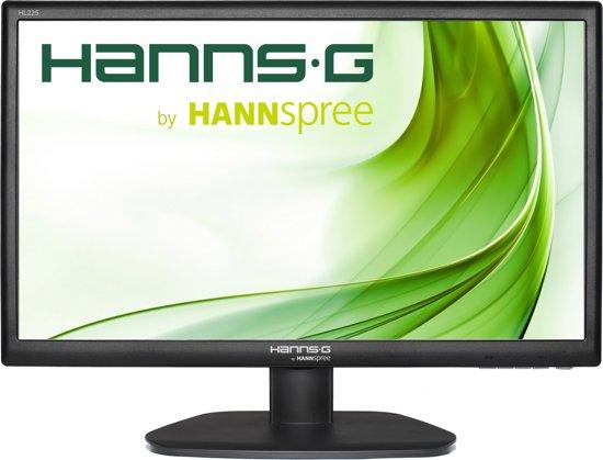 Hannspree Hanns.G HL 225 PPB 21.5'' Full HD Flat Zwart computer monitor