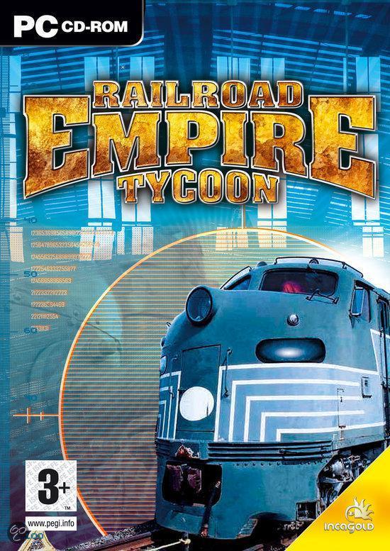Railroad Empire Tycoon - Windows