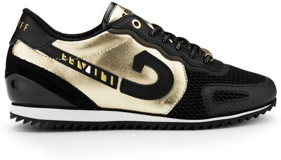 3f65a0de92b Cruyff Peach zwart sneakers dames (S)
