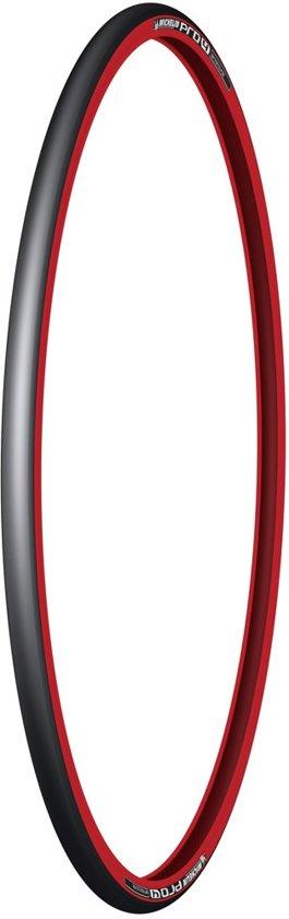 Michelin Pro4 V2 - Vouwband - 23-622 / 700 x 23 - Zwart/Rood