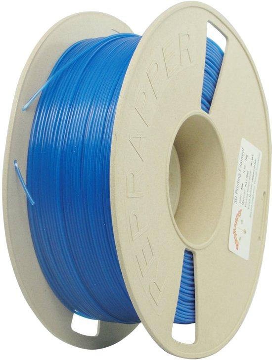1.75mm blauw PLA filament