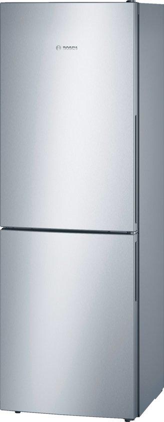 Bosch KGV33VI31 Serie 4 -  Koel-vriescombinatie - RVS deur