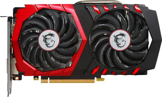 MSI V335-001R GeForce GTX 1050 Ti GDDR5