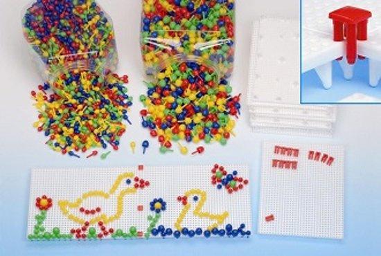 Afbeelding van het spel Steekparels en grondplaten