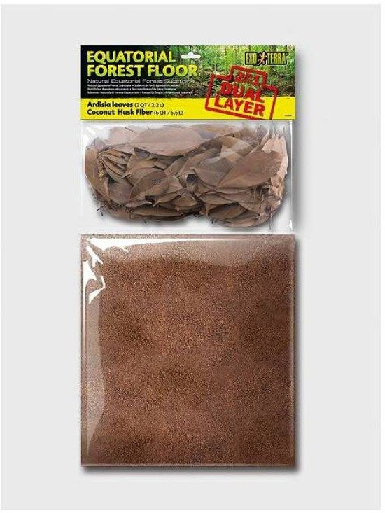Exo Terra Substraat Forest Floor 8.8 l