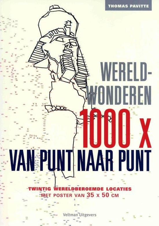 1000x van punt naar punt - Wereldwonderen