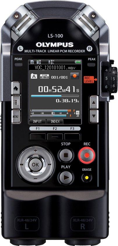 Dictaphone et Magnétophone OLYMPUS LS100 NOIR