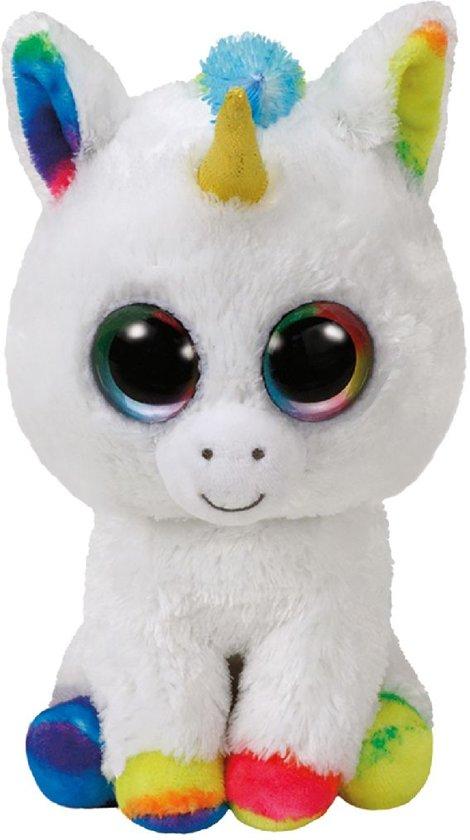 Ty Beanie Boo Pixy Unicorn 24 cm - Knuffel