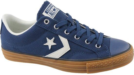 7c0ba2393e7 bol.com | Converse Star Player C159742, Mannen, Blauw, Sneakers maat ...