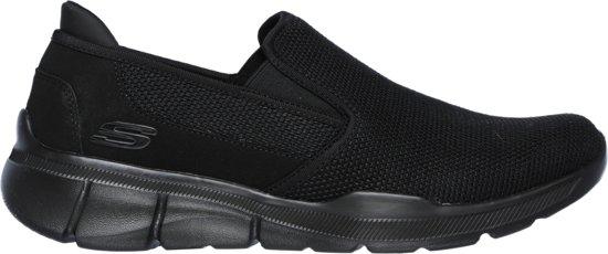 Maat 0 Sumnin Skechers Instappers Black Heren 3 Equalizer 42 wfwqFCa1