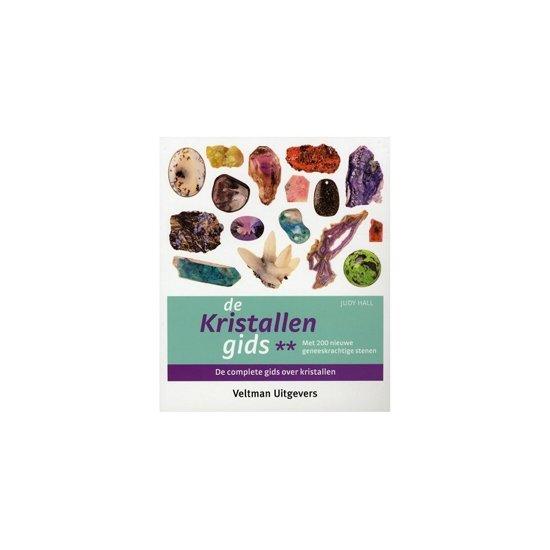 Boek cover Boek: De Kristallengids Deel 2 van Judy Hall (Paperback)