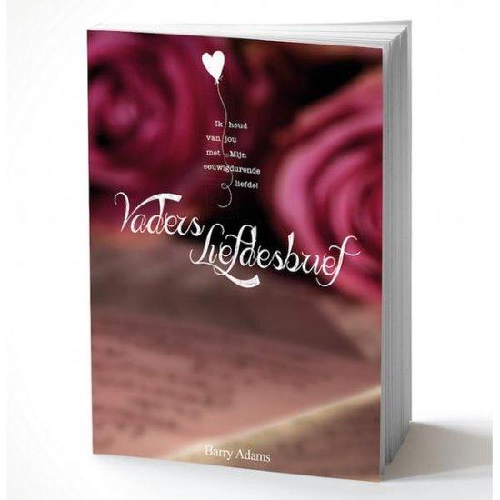 Ongebruikt bol.com | Vaders liefdesbrief | 9789078893073 | Barry Adams | Boeken JS-64