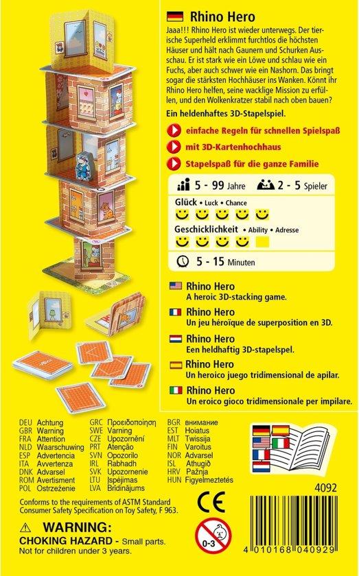 Spiel - Super Rhino (Duits) = Nederlands 4741