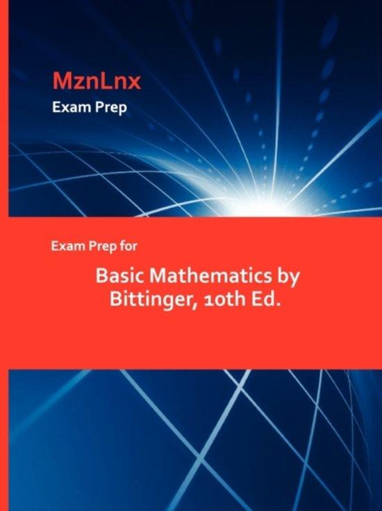 Digital video tutor for basic mathematics, 10th edition and.