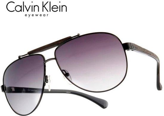 f99ac293e449a5 Calvin Klein Platinum zonnebril CK1186S 001 - Aviator - Pilotenbril