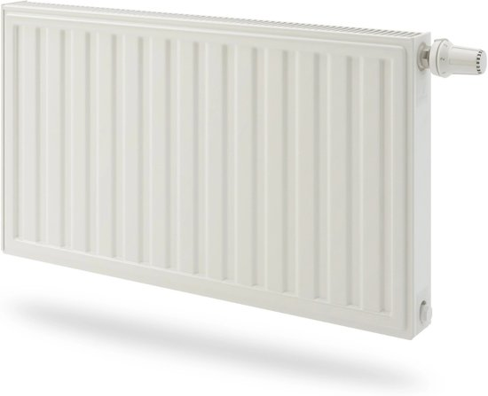 Radson paneelradiator E.FLOW, staal, wit, (hxlxd) 750x600x69mm, 21