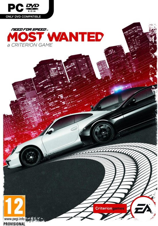 Need For Speed: Most Wanted - Windows