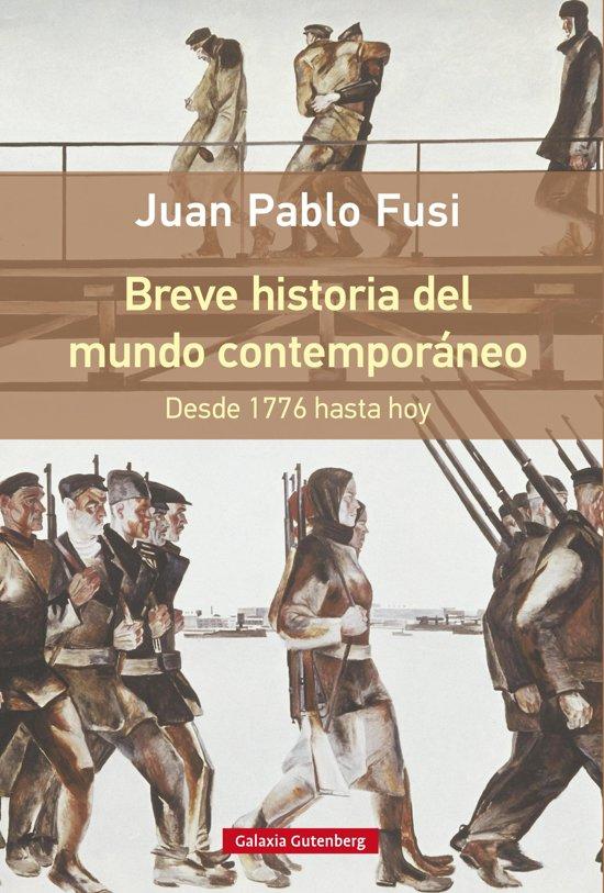 book-image-Breve historia del mundo contemporáneo