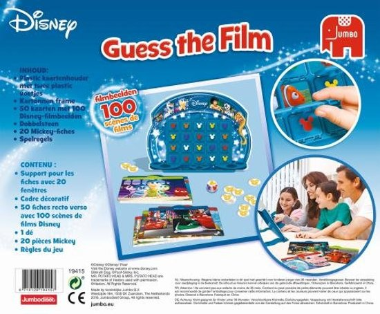 Disney Guess The Film Spel