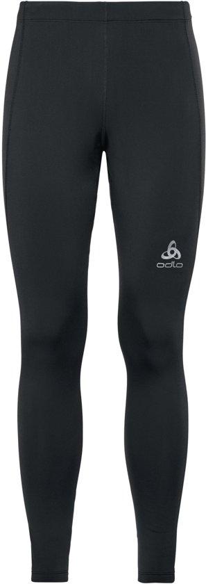 Odlo Bl Bottom Long Core Warm Hardloopbroek Heren - Black