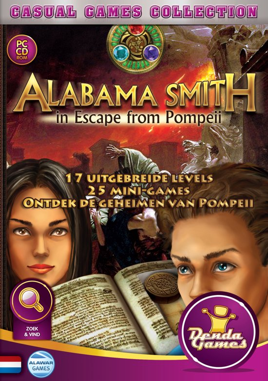 Alabama Smith: In Escape From Pompeii