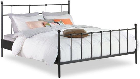 Beter Bed Peuterbed.Bol Com Beterbed Selvino Bed Antraciet 180 X 200 Cm